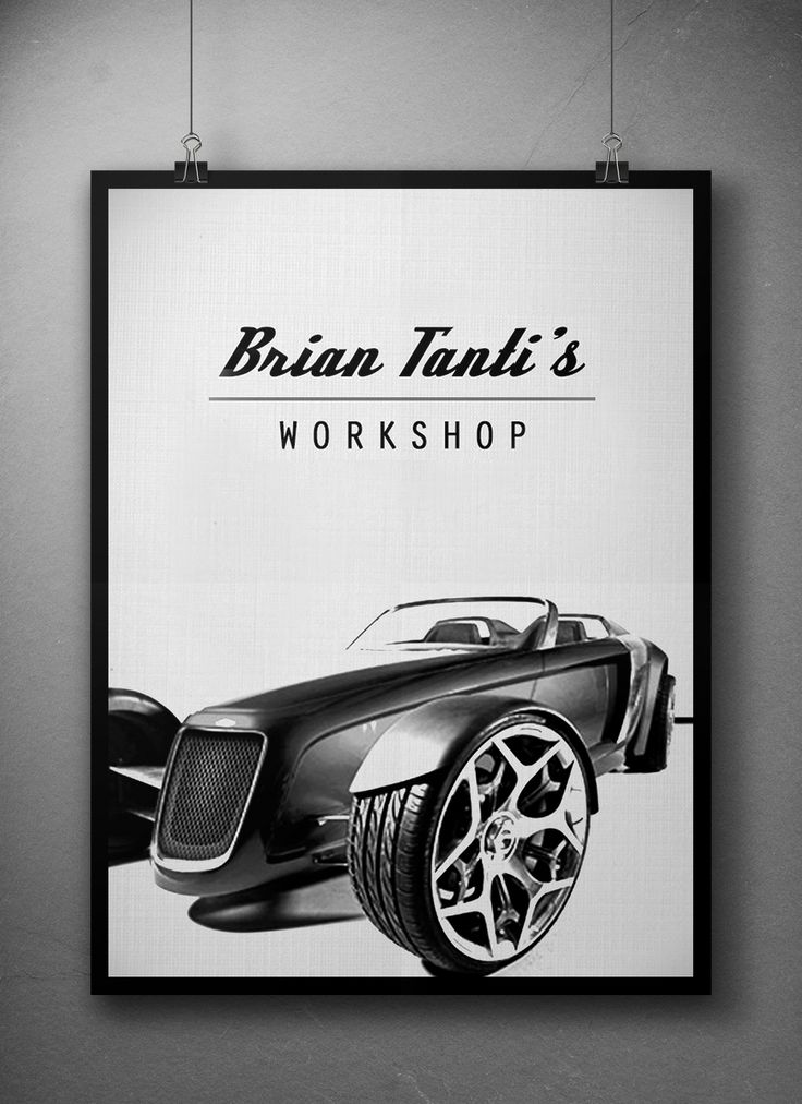 Brian Tanti FR1 Project