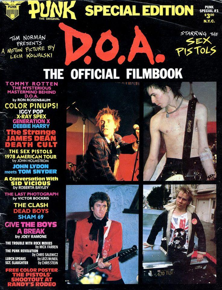 Doa Sex Pistols 50