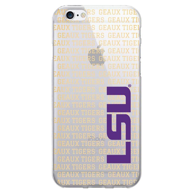 iPhone 7 Clear Case - Louisiana State University -