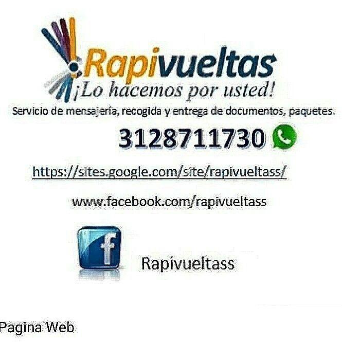 www.facebook.com/rapivueltass