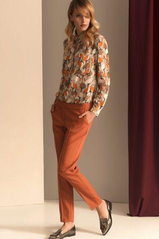 Top secret - Pantalon chino raccourci