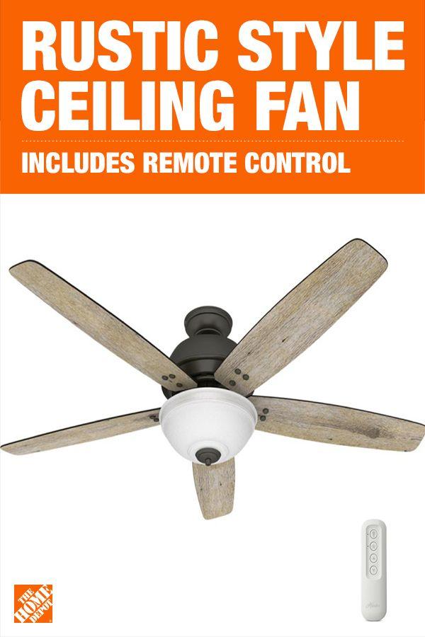 Rustic Style Ceiling Fan Ceiling Fan Bronze Ceiling Fan Ceiling Fan With Light