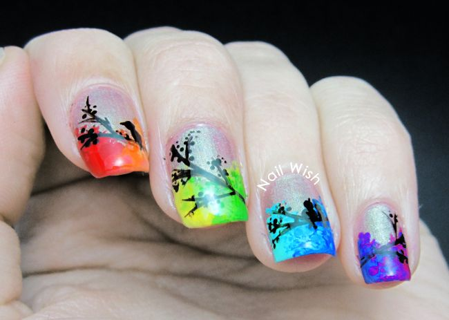Nail Wish: Inspiration Day: Robin Moses