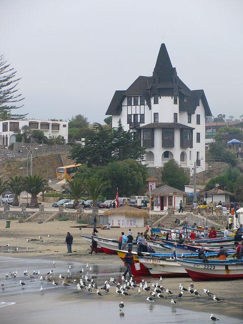 Papudo, Chile   Flickr: Intercambio de fotos