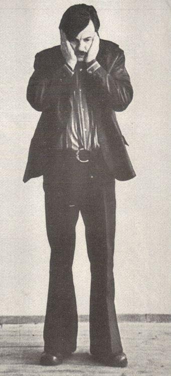 "Andrei Tarkovsky. Таким я помню его на премьере ""Соляриса""."