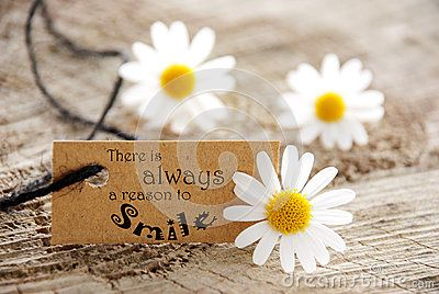 Label With Saying There Is Always A Reason To Smile - Download From Over 50 Million High Quality Stock Photos, Images, Vectors. Sign up for FREE today. Image: 41943618