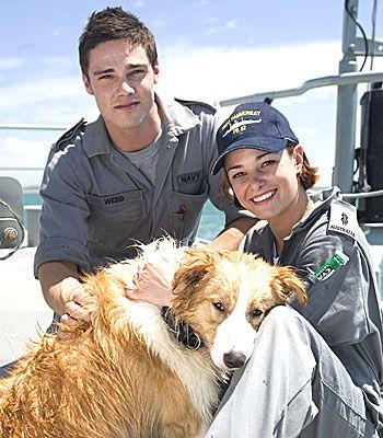 Spider Bomber in Sea Patrol (I prefer the dog)
