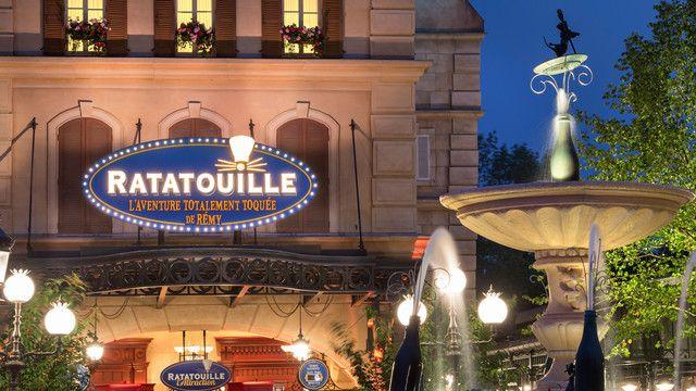Ratatouille : L'Attraction | Disneyland Paris Attractions