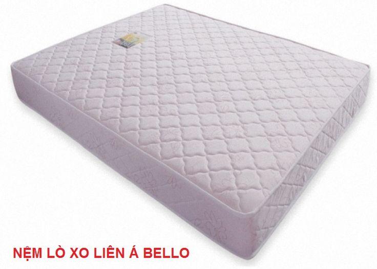 Nệm lò xo Liên Á Bello chính hãng giá rẻ tphcm - Call 0916.044.205 Link tham khảo chi tiết thêm tại: http://www.sachcoffee.vn/noi-that/nem/nem-lo-xo/nem-lo-xo-lien-a/nem-lo-xo-lien-a-bello.html