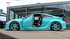"Toyota Celica als ""Showgirl""  http://www.autotuning.de/toyota-celica-als-showgirl/ Celica, Showcar, Showgirl, Toyota Tuning News"