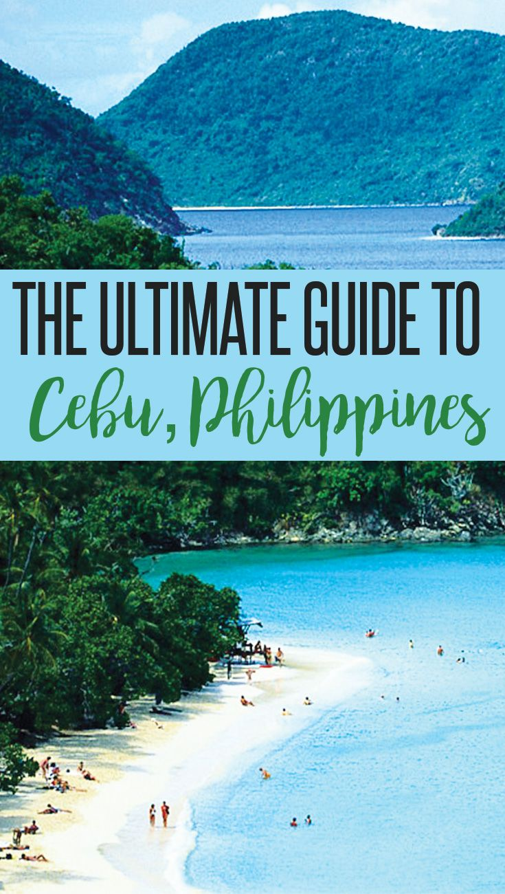 Things to do in Cebu that doesn't involve hitting the beach.