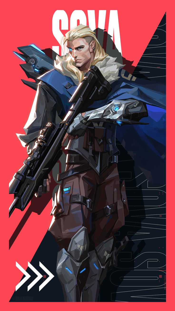 Valorant characters wallpapers for mobile in 2020
