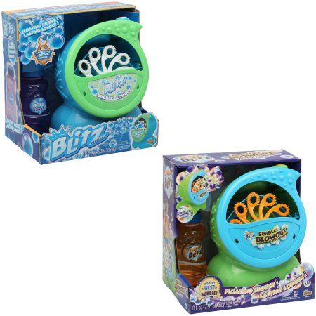 bubble blitz machine