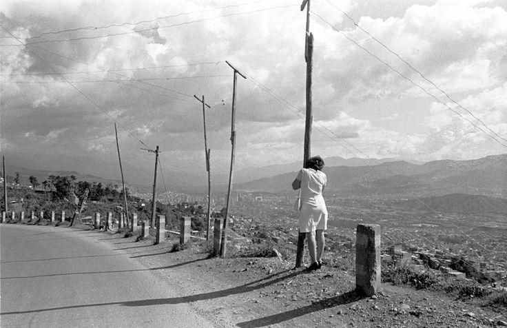 Luz Elena Castro (Medellín) Fotógrafa desde 1983