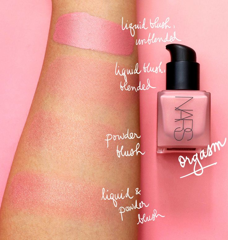 Nars Liquid Orgasm Swatch  Beauty Make Up  Pinterest -4789