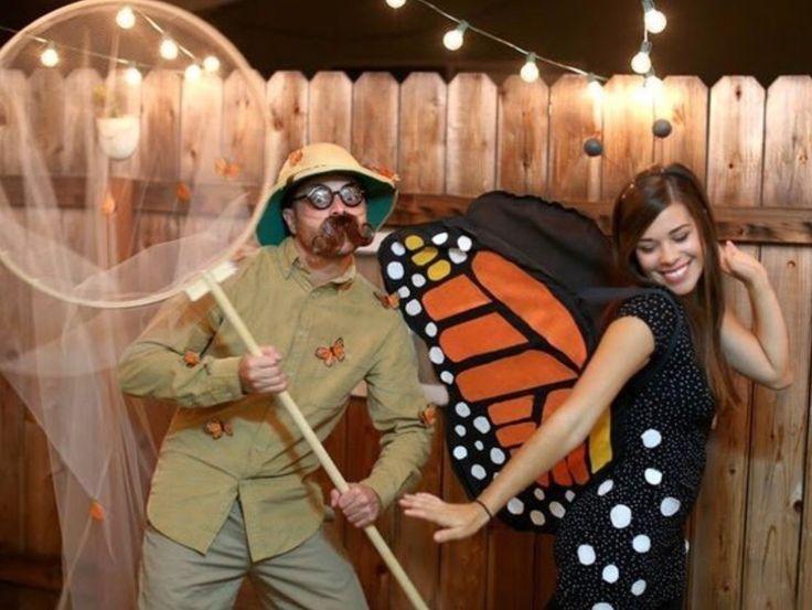 7 best Halloween Costume Ideas images on Pinterest Carnivals - cheap couple halloween costume ideas