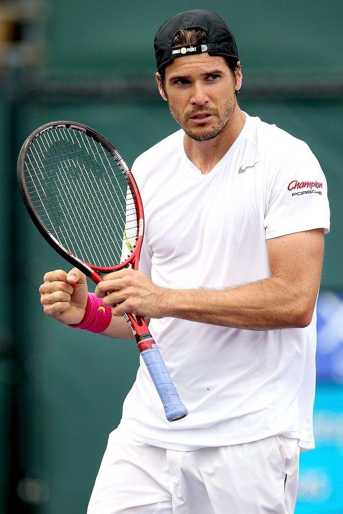 German Tennis Player Tommy Haas