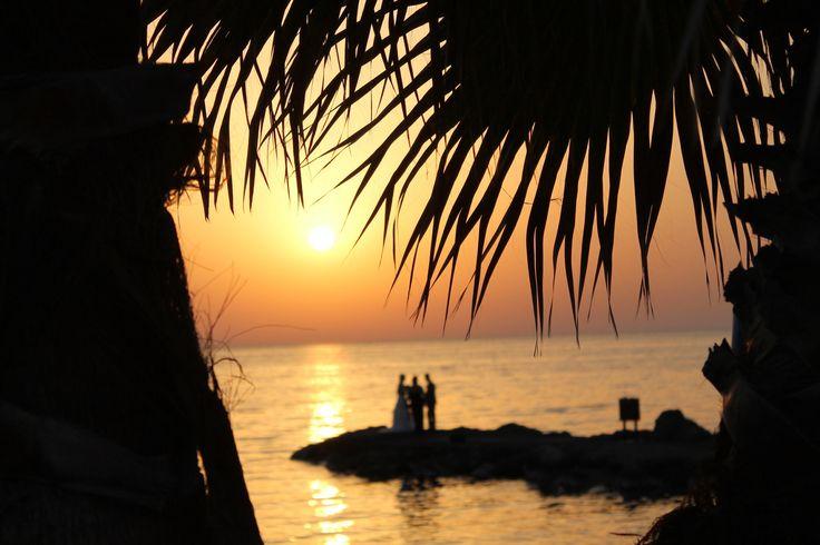 Sunset at Kefalos