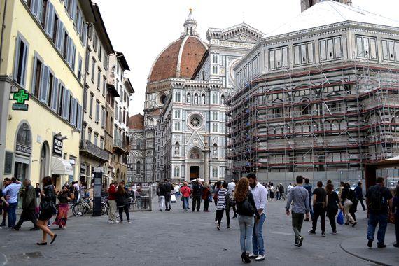blogdetravel: Jurnal de călătorie, Italia 2015 - Florenţa, Piazz...