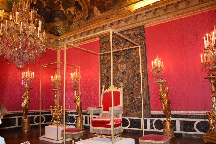 La Sala de la Paz de Versalles - El palacio de Versalles