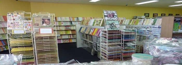 great range of #paper at Creative #scrapbooking