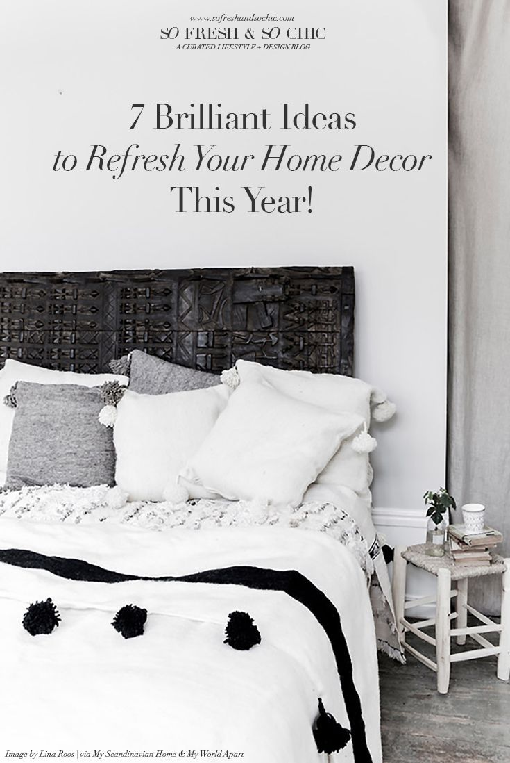 111 best scandinavian furniture home decor images on pinterest for the home 7 brilliant ideas to refresh your home decor this year