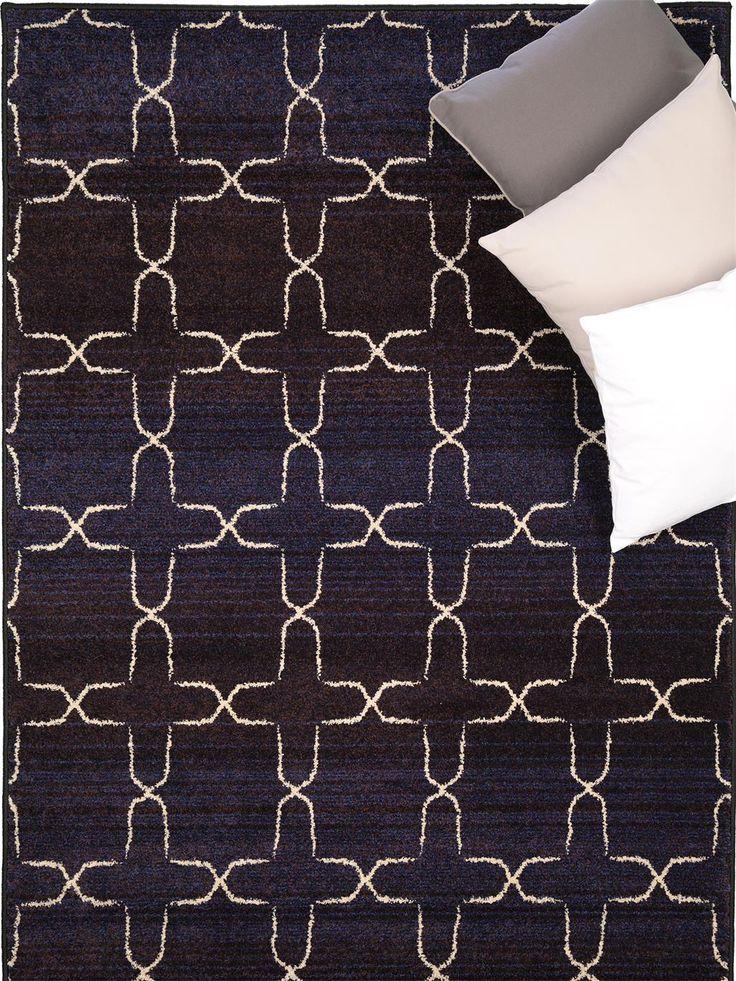 http://www.benuta.de/teppich-liguria-blau-1-2.html Der Teppich Liguria von benuta hat ein elegantes und schlichtes, aber dennoch nicht langweiliges Design. Er ist vielseitig kombinierbar. Er ist außerdem noch in Grün und Pink erhältlich.