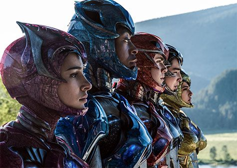 On-set injuries can be an unfortunate side effect of working on a high-action movie. The casts of blockbuster YA franchises, such as Harry Potter, The Hunger Games, The Twilight Saga, The Maze Runner AND Divergent, know that all too well. So when we caught up with the cast of Power Rangers on the Vancouver set …