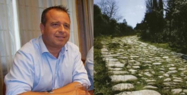 Περιφέρεια ΑΜ-Θ: Πεζοπορικός τουρισμός στα βήματα της αρχαίας Εγνατίας Οδού