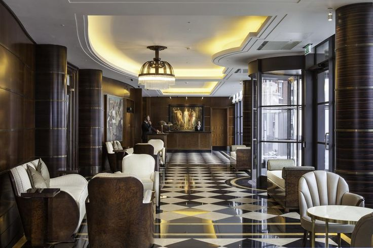 The Beaumont Hotel - London #HotelDirect info: HotelDirect.com