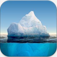 Appen Images of Changes - Vår sårbara planet är enligt Åsa Colliander, recensent på Skolappar, en app för att skapa engagemang i geografiundervisningen.
