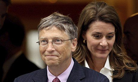 Soaring Microsoft shares boosted Bill Gates's fortune by $15.8bn in 2013