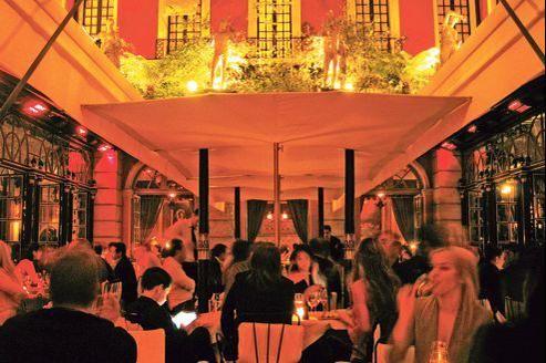 Лучшие модные рестораны Парижа