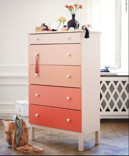 graded drawers