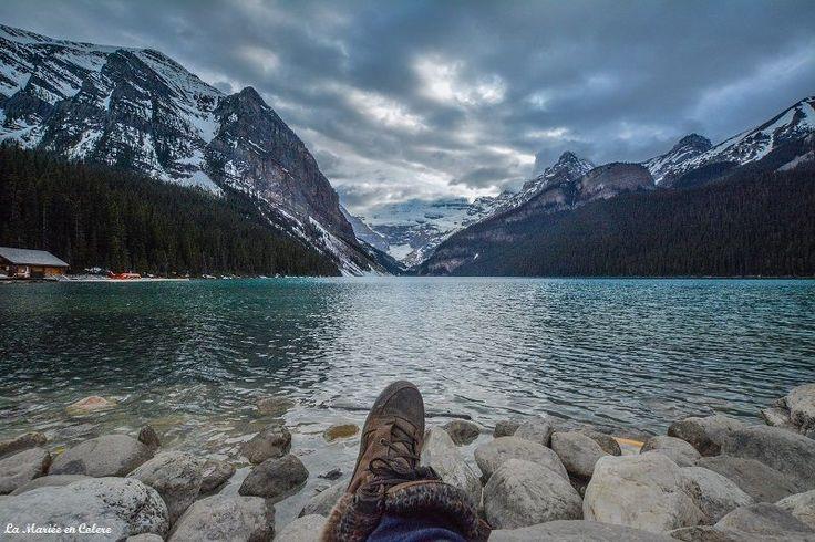 Voyage de noces au Canada : Banff National Park