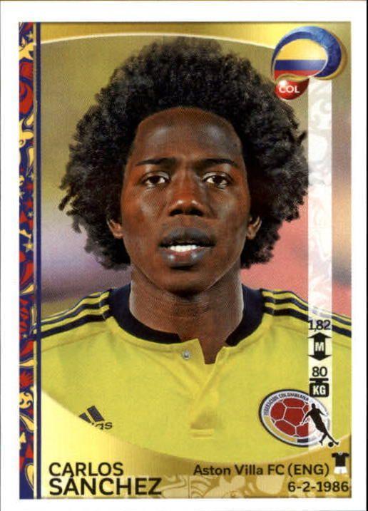 2016 Panini Copa America Centenario Stickers #49 Carlos Sanchez
