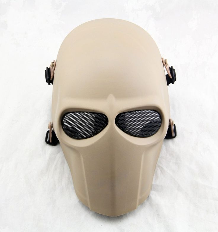 DC Army of Two Full Face Airsoft Basic Mask(Sand)