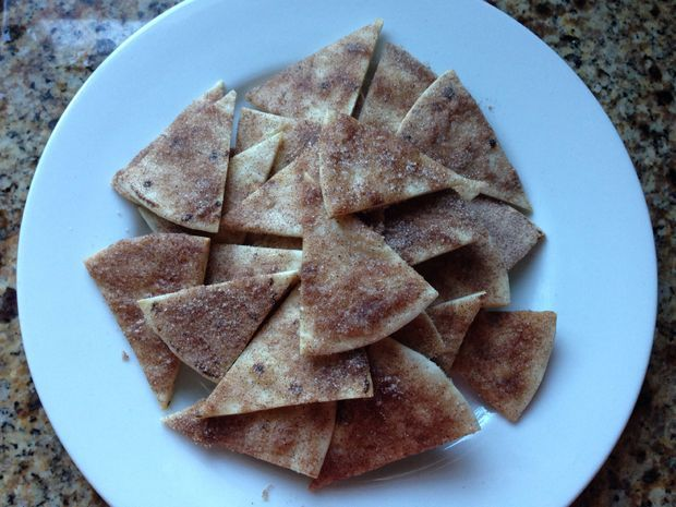 Picture of Cinnamon Tortilla Chips