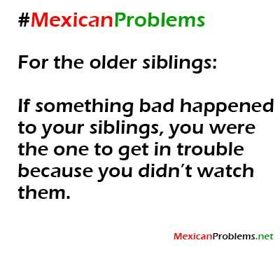 Mexican Problem #3421 - Mexican Problems