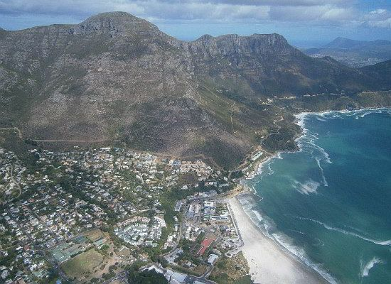 Helicopter Flights Cape Town specials for August 2013