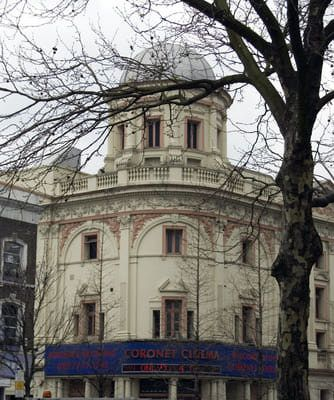 Coronet Cinema, Notting Hill Gate, Notting Hill, London