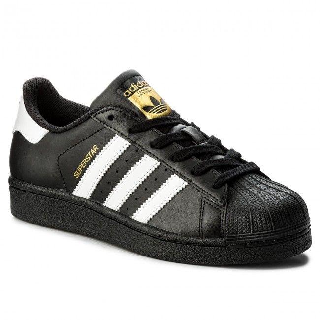 Buty Adidas Superstar B23642 Cblack Ftwht Cblack Adidas Superstar Adidas Superstar Outfit Adidas