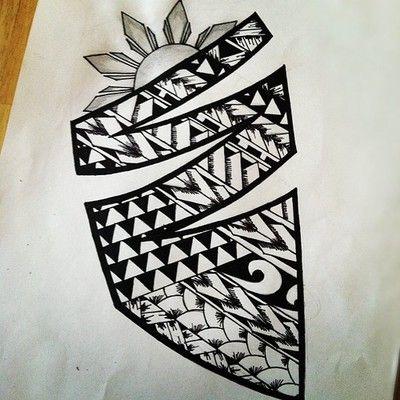 14 best hawaiian tribal images on pinterest hawaiian tribal polynesian tattoos and hawaiian. Black Bedroom Furniture Sets. Home Design Ideas