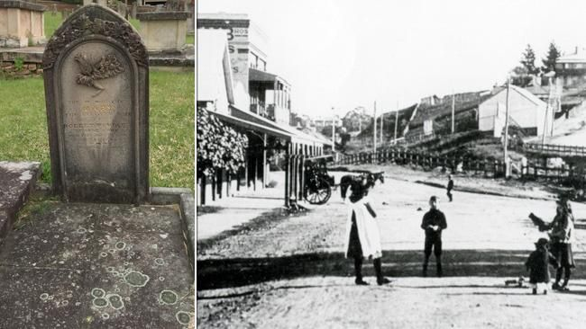 Parramatta Cemetery is home to early settlers who gave their names to Sydney | HeraldSun