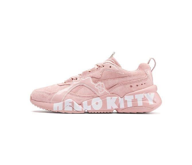 Puma x Hello Kitty Nova Trainers