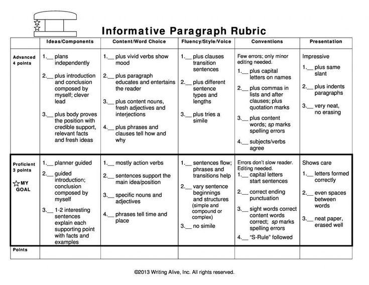 3rd Grade Paragraph Writing Worksheets 3rd Grade Paragraph ...
