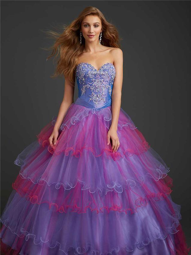 17 best Quinceanera Dresses images on Pinterest | Vestido de 15 año ...