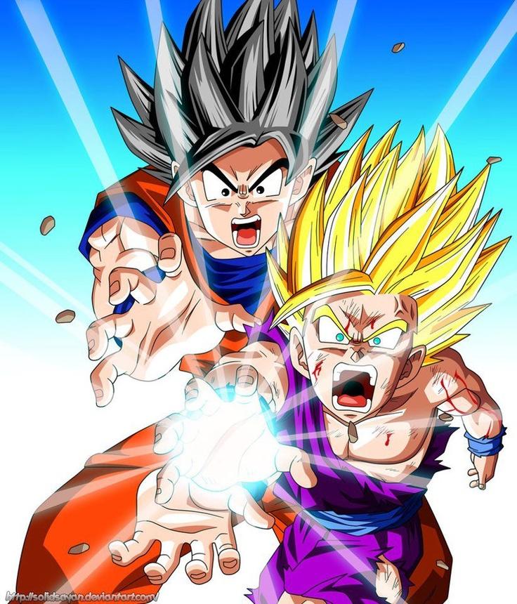 25+ Best Ideas About Goku Father On Pinterest