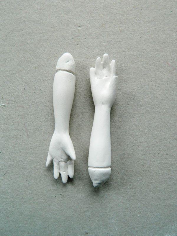 День №3. Делаем подвижную куклу вместе! - Ярмарка Мастеров - ручная работа, handmade
