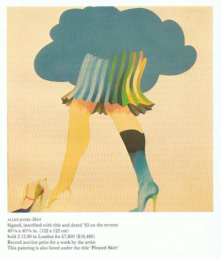 29 best Allen Jones images on Pinterest Allen jones Pop art and